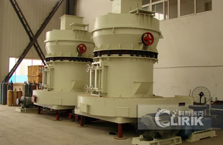 Calcium Carbonate Raymond Mill