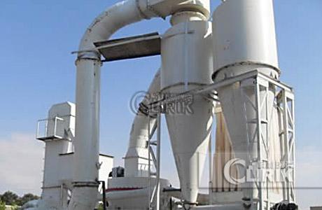 Calcite Powder Raymond Roller Mill
