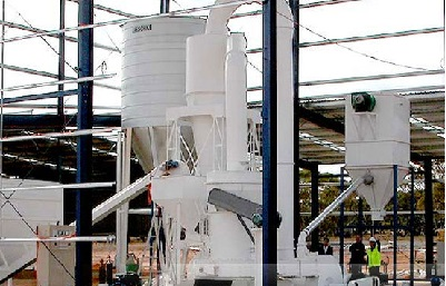 Raymond Roller Mill