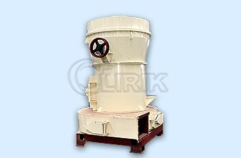Three-ring Raymond Roller Mill