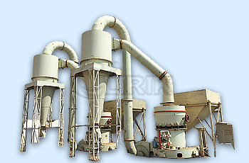 Raymond Powder Grinder Mill