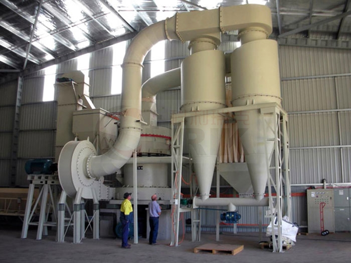Raymond Roller Grinding Mill Machine